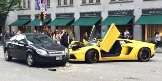 crashed lamborghini image gallery lamborghini crash