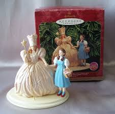 hallmark keepsake ornament dorothy and glinda wizard of oz from