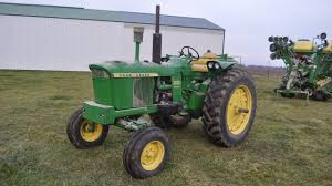 1965 john deere 3020 tractor sold for 14 000 yesterday on ohio