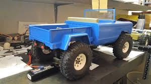 Jeep Bed Frame Axial Jeep Build Off Jeep Gladiator J 200 Truggy Page 4