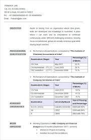 accountant resume examples u2013 inssite