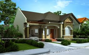 bungalow designs astounding 9 bungalow house plans and designs philippines house
