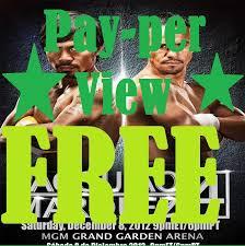watch pay per view events free no surveys no membership no scam
