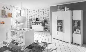 chambre bébé gris et etagere murale joris chambre bebe blanc gris