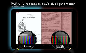 what does blue light filter do twilight filter your phone s blue light for a better night s sleep