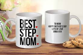 best mug best step mom mug