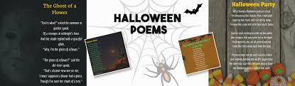 Kid Halloween Poems Halloween Poems Funny Halloween Poems Glendalehalloween