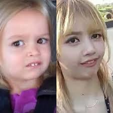 Side Eye Meme - lisa x side eye chloe meme blink 블링크 amino