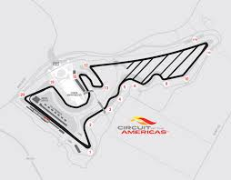 Mid Ohio Track Map by The Lone Star Le Mans U2013 Circuit Of The Americas The Motorsport
