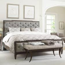 prepossessing king size bed headboards and footboards by home