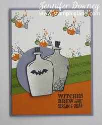 stamping lane witches brew just for you
