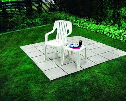 16x16 Patio Pavers Home Depot by Amazon Com Emsco Group 2155 24 Pack 16 By 16 Inch Poly Patio