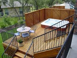 deck privacy fences 28 images cedar privacy woodstock deck
