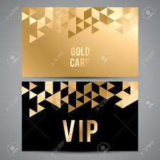 Visa Black Card Invitation Vector Vip Premium Invitation Cards Black And Golden Design
