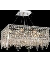 Elegant Lighting Chandelier Boom Deals On Overstock Chandeliers
