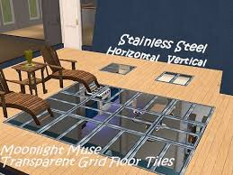 mod the sims transparent grid floor tiles updated 25 5 06