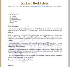 it consultant cover letter business service vepub