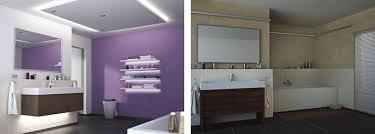 led licht fã r badezimmer hausdekorationen und modernen möbeln geräumiges kühles len