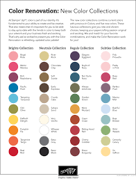 list of color new color collection chart nicole s blog