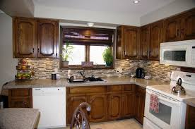 Oak Kitchen Design by Espresso Kitchen Cabinets In 12 Sleek And Cool Designs Rilane