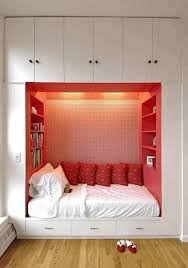 Platform Bed Ideas Small Space Bedroom Storage Ideas Red Bed Runner Plain Green