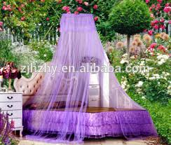 Purple Bed Canopy Camping Purple Princess Mosquito Net Bed Canopy For Girls Buy