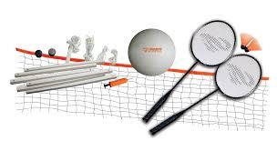 triumph sports usa beginner volleyball badminton set nj gamerooms