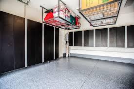 custom garage cabinets by garage rehab