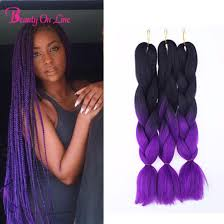ombre human braiding hair china ombre kanekalon braiding hair xpression braiding hair