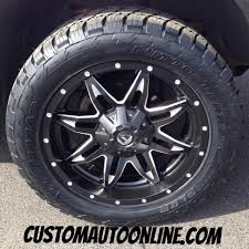 Fierce Off Road Tires Custom Automotive Packages Off Road Packages 20x9 Fuel