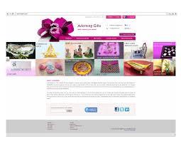shopping home e commerce web development b2b e commerce adorning gifts