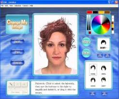 hair color simulator hair style sofware and color simulation software change my image