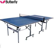Table Tennis Butterfly Easifold Deluxe Indoor Table Tennis Table