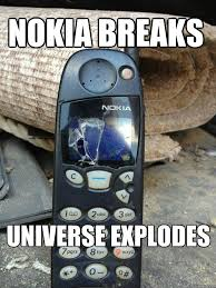 Funny Nokia Memes - my all new blog jokes stories puns and much more nokia memes