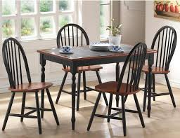 breakfast table and chairs breakfast table and chairs for dining room amepac furniture