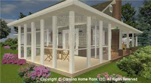 cottage style house plans screened porch cottage style house plans screened porch