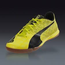 Jual Evospeed Futsal evospeed sala 3 4 indoor soccer shoes sulphur black 78934