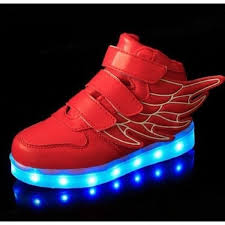 led light up shoes for boys wings led light up shoes for red lighting shoes