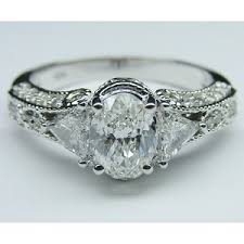 vintage oval engagement rings engagement ring vintage style oval engagement ring