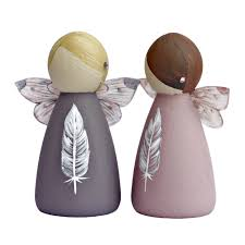 bereavement gifts feather bereavement gifts fairy peg doll lotty lollipop