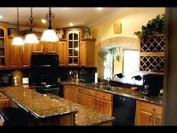 honey oak kitchen cabinets cabinet backsplash