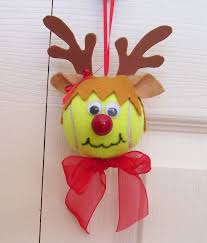 great ornament for your favorite tennis