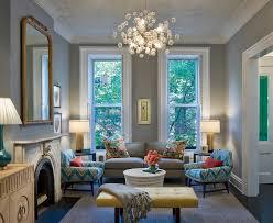 family room lighting living room transitional with starburst light