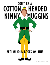 Books Meme - literary hoots another book return poster