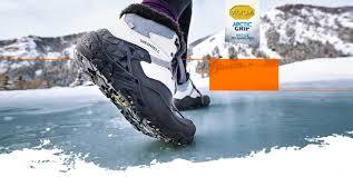 arctic grip waterproof snow hiking boots merrell