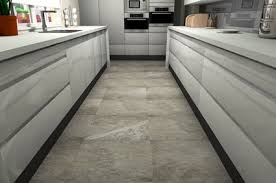 silver grey travertine tiles walls and floors