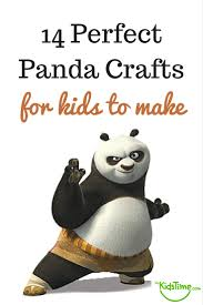 14 perfect panda craft ideas for kids to make