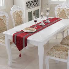 home decor table runner luxury table runner modern velvet decor table runners rhinestone
