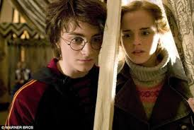 jk rowling admits harry potter should have married hermione