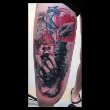 sponsored artist of the month u2013 guido schmitz killer ink tattoo
